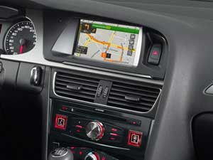 Navigation System for Audi A5 - X701D-A5