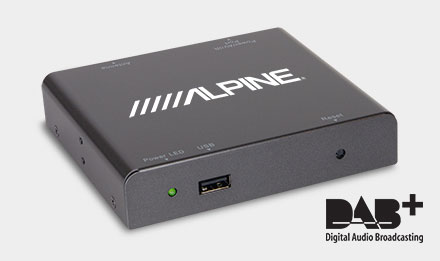 Upgrade to DAB+ Digital Radio - INE-W990HDMI