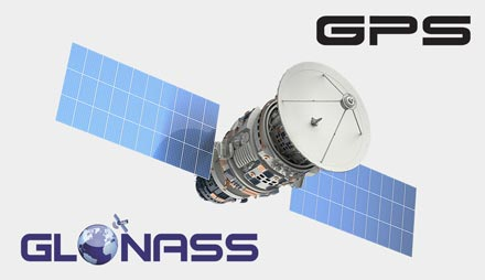 GPS and Glonass Compatible - X702D-F