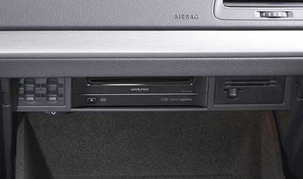 Golf 7 - DVD Player DVE-5300G