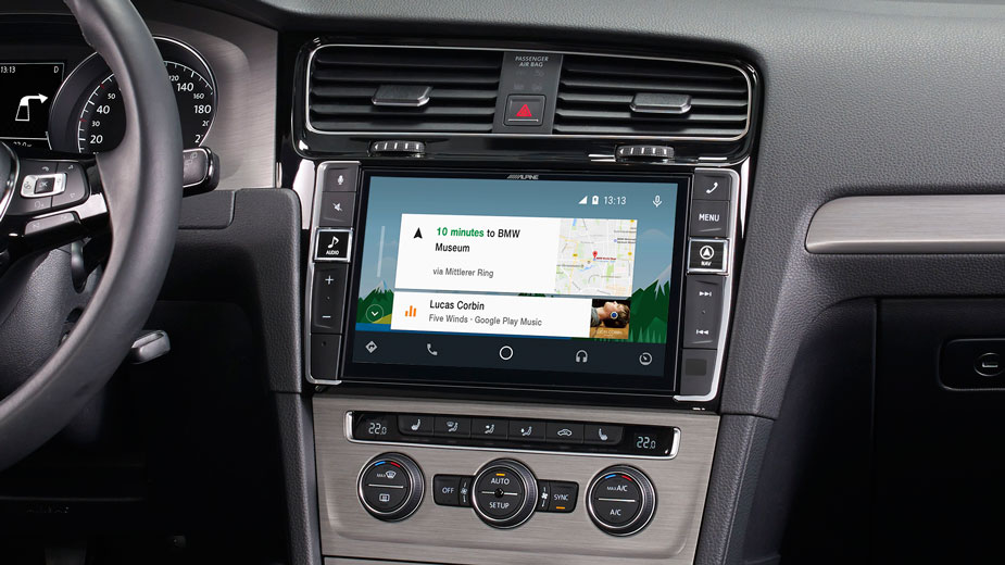 Online Navigation in your Volkswagen Golf 7 - i902D-G7
